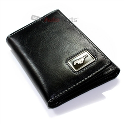 Ford Mustang Genuine Leather Wallet